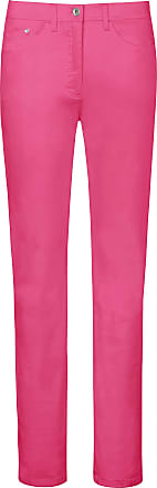 Brax Comfort Plus trousers design Laura Touch Raphaela by Brax bright pink