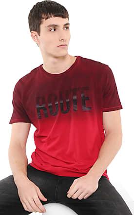 Calvin Klein Jeans Camiseta Calvin Klein Jeans Route Vermelha