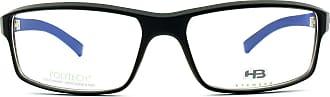 HB Óculos de Grau Hb Polytech 93055/54 Preto/azul Fosco