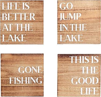 White 26 x 16.5 Mud Pie Life is What You Bake 26 x 16 1//2 Hand Towel