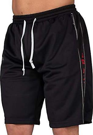 Gorilla Wear Pittsburgh Sweat Shorts Bodybuilding und Fitness Short f/ür Herren
