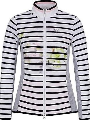 Sportalm Jacke im Streifenlook aus Piquee Qualität Größe:34