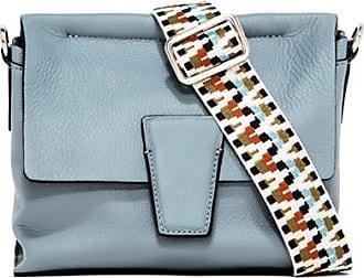 Gianni Chiarini small size elettra crossbody bag color light blue