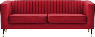 SLF24 Slender 3 Seater Sofa-Velluto 7