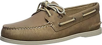 Sperry Top-Sider Mens Topsider, Authentic Original RICHTOWN Taupe 7.5 M