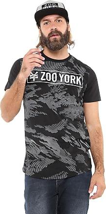 Zoo York Camiseta Zoo York Out Of Bound Crew Preta