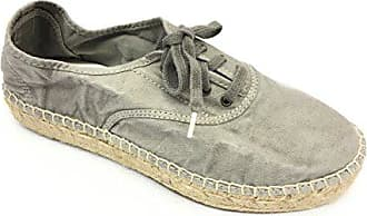 Natural World Ingles Elastico Größe 37 Gris Claro: Schuhe