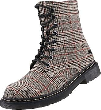 Dockers by Gerli Womens Hampton Fashion Boot, Brown/Schwarz, 4 UK