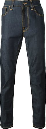 Nudie Jeans Calça jeans slim - Azul