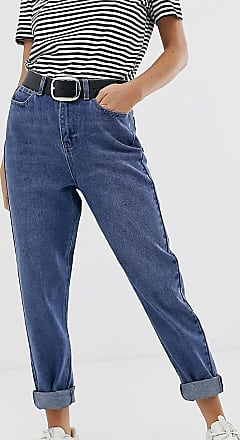 Urban Bliss mom jeans-Blue