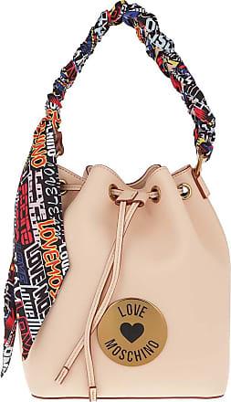 Love Moschino Borsa Bucket Bag Naturale Bucket Bags beige