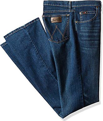 Wrangler Mens Size 20X Tall Competition Slim Fit Barrel Jean, 32x40