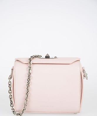 Alexander McQueen Leather Shoulder Bag Größe Unica