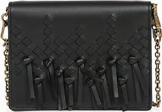 Bottega Veneta Braided Leather Chain Wallet size Unica