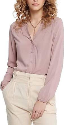 Jacqueline de Yong Womens JDYICE L/S Shirt WVN NOOS Blouse, Woodrose, 14