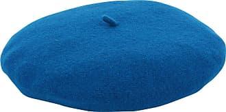 9b2c6b094f Galeries Lafayette Béret en laine mérinos Toine Bleu Galeries Lafayette