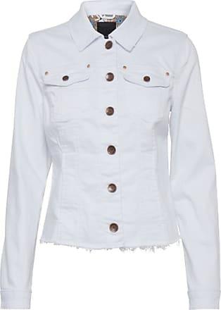 Jeansjakker i Hvit: Kjøp opp til −72% | Stylight