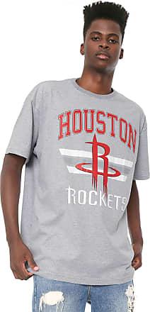 NBA Camiseta NBA Houston Rockets Cinza