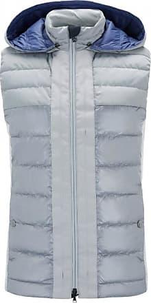 Bogner Willis Quilted vest for Men - Light grey