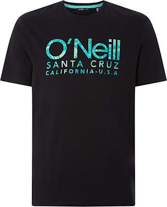 O'Neill ONeill Logo Tee T-Shirt für Herren   schwarz