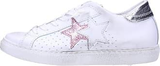 2Star Sneakers Donna traforata Bianca. 3.5 White