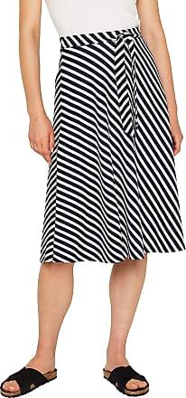 EDC by Esprit Womens 079cc1d006 Skirt, Blue (Navy 400), Medium