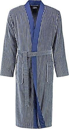 dda9bc11ca3cbc CawÖ Herren Bademantel Saunamantel Velours Qualität Kimono Form Gr. 58