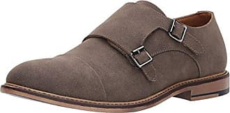 Madden Mens M-Graves Oxford, Taupe Suede, 11 M US