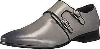 3751802875e Stacy Adams Mens Vance Plain Toe Double Monk Strap Dress Loafer