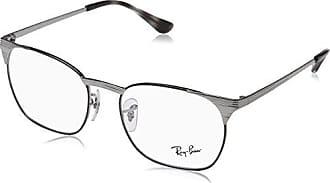 671ef4c571 Ray-Ban 0Rx6386 Monturas de gafas, Gunmetal Top Black, 53 para Hombre