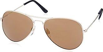 d9a1f80e05 Jack & Jones Jjsunny 2 Sunglasses Noos Gafas de Sol, Gelb (Gold Colour)