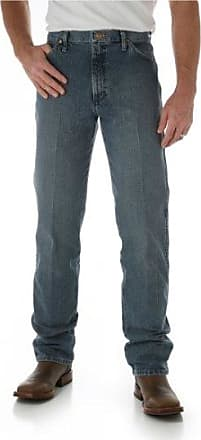 Wrangler Mens Big & Tall Cowboy Cut Original Fit Jean, Rough Stone, 29W x 38L