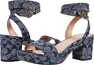 Coach Serena Sandal (Chambray) Womens Shoes