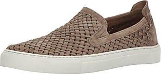 Donald J Pliner Mens Clark-ks Sneaker, Sand Kid Suede, 8.5 M US