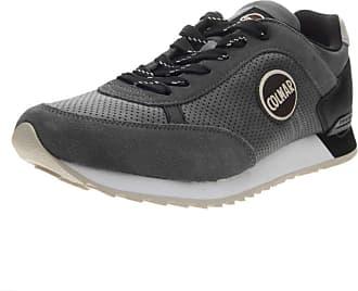 quality design b678b 6ea84 Colmar Mens TRAVIS-016 Trainers Grey Grey Black Grey Size  7