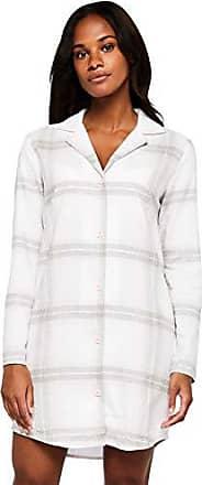 Iris /& Lilly Damen Nachthemd aus Baumwolle Marke