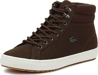 06088b38e Lacoste Straightset Insulate C 318 1 Shoes Dark Brown Dark Brown