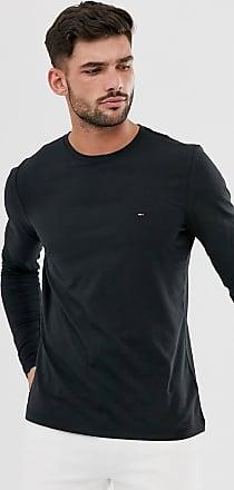 Tommy Hilfiger – Schmales, klassisches, langärmliges Shirt