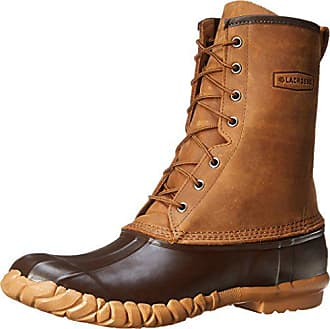 LaCrosse LaCrosse Mens Uplander II 10-Inch Brown Snow Boot,Brown,14 M US