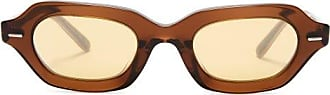 The Row X Oliver Peoples La Cc Sunglasses - Womens - Brown