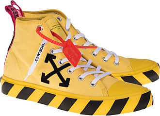 Off-white Mid Top Yellow