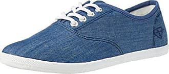 3ca1693351c0ba Tamaris Damen 23609 Sneakers Blau (Denim 802) 36 EU