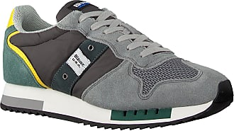 Blauer Graue Blauer Sneaker Low S0queen01/sto