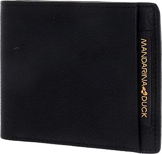 Mandarina Duck Dual Bifold Wallet S Black