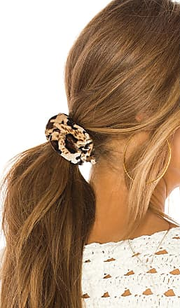8 Other Reasons Cheetah Scrunchie Set in Brown