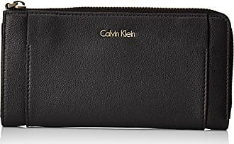 48ea300968454 Calvin Klein Damen Metropolitan Large Zip Around S Geldbörse