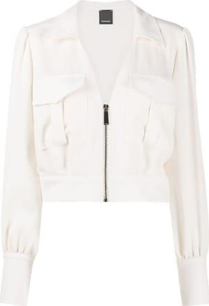 Pinko zipped lightweight jacket - White
