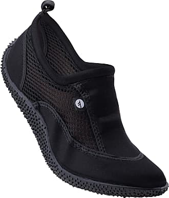 Hi-Tec Beach Shoes, Swimming Shoes, Water Shoes, Quick Drying, Swimming Shoes, Ladies, Mens, Teenagers. Black Size: 10.5 UK