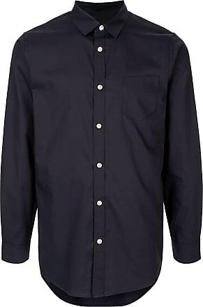 Loveless Camisa com botões - Azul