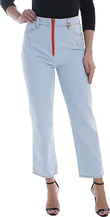 Osmoze Calça Jeans Osmoze Mom Azul 42